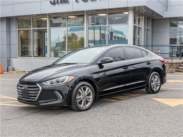 2018 Hyundai Elantra GL SE (Stk: P9842) in Ottawa - Image 1 of 14