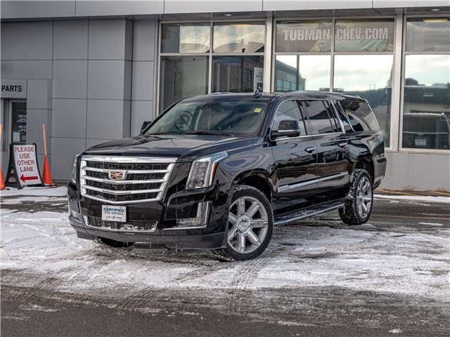 2020 Cadillac Escalade ESV Luxury (Stk: R10159) in Ottawa - Image 1 of 19