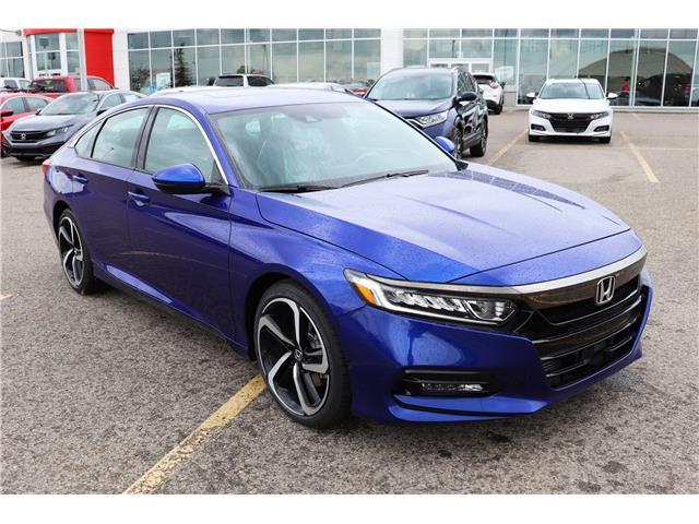 2020 Honda Accord Sport 1.5T (Stk: 2200580) in Calgary - Image 1 of 15
