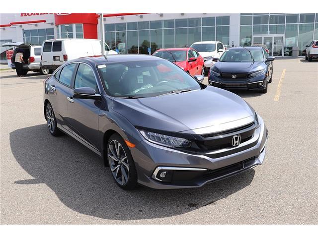 2020 Honda Civic Touring (Stk: 7201067) in Calgary - Image 1 of 10