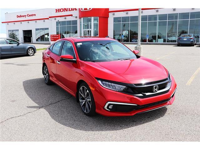 2020 Honda Civic Touring (Stk: 7201068) in Calgary - Image 1 of 10