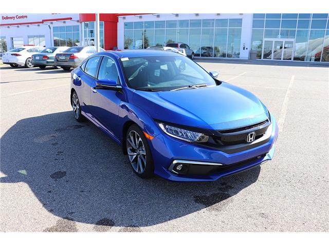 2020 Honda Civic Touring (Stk: 7201069) in Calgary - Image 1 of 10