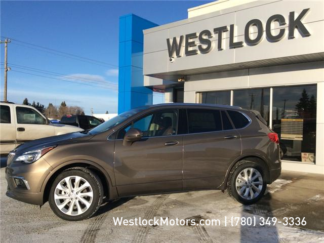 2018 Buick Envision Premium I (Stk: 18T92) in Westlock - Image 2 of 25