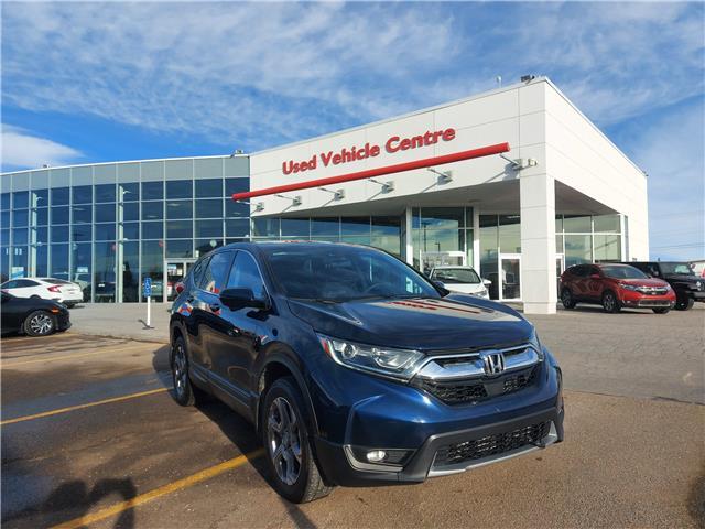 2018 Honda CR-V EX (Stk: 6201066A) in Calgary - Image 1 of 30
