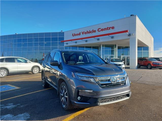 2019 Honda Pilot Touring (Stk: 2210037A) in Calgary - Image 1 of 29