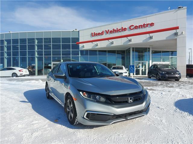 2019 Honda Civic LX (Stk: 2201053B) in Calgary - Image 1 of 26