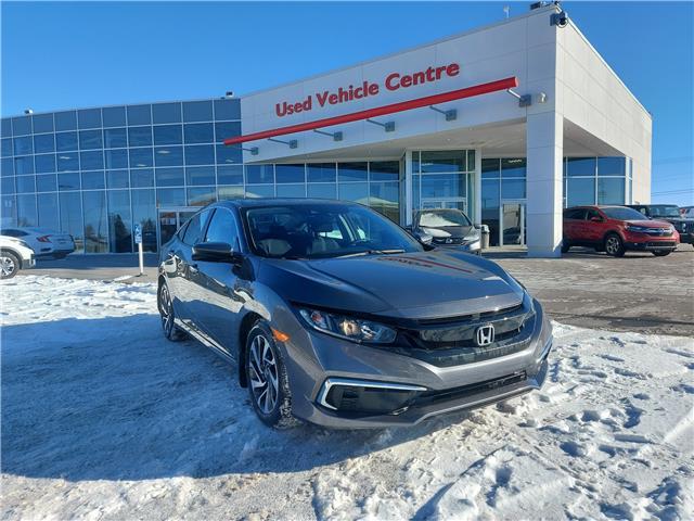 2019 Honda Civic EX (Stk: 2210222A) in Calgary - Image 1 of 29