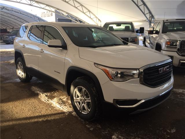 2018 GMC Acadia SLE-1 (Stk: 160545) in AIRDRIE - Image 1 of 24
