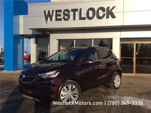 2018 Buick Encore Preferred (Stk: 18T91) in Westlock - Image 1 of 21