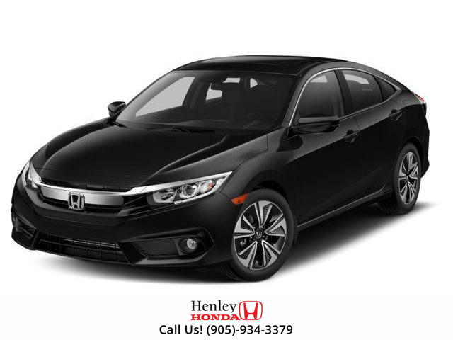 2018 Honda Civic EX-T (Stk: H16634) in St. Catharines - Image 1 of 1