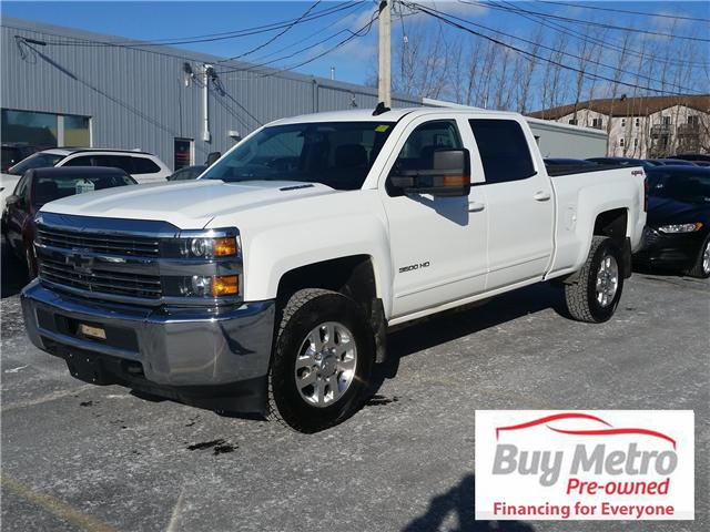 2015 Chevrolet 3500 LT Crew Cab 4WD (Stk: p17-234) in Dartmouth - Image 1 of 8