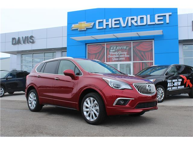 2018 Buick Envision Premium I (Stk: 189143) in Claresholm - Image 1 of 42