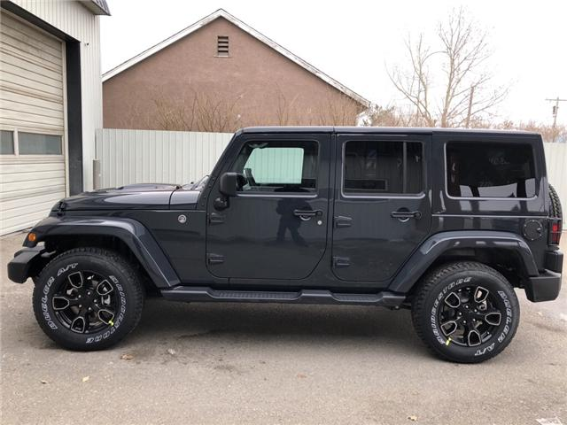 2018 Jeep Wrangler JK Unlimited Sahara (Stk: 12279) in Fort Macleod - Image 2 of 19