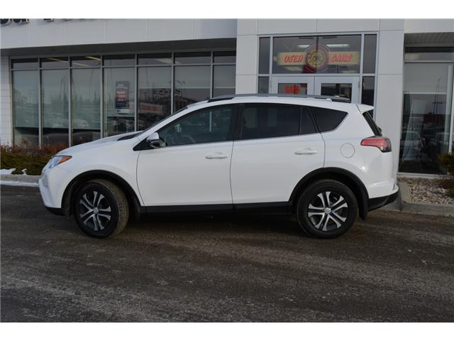 2017 Toyota RAV4 LE (Stk: 170054) in Regina - Image 2 of 29