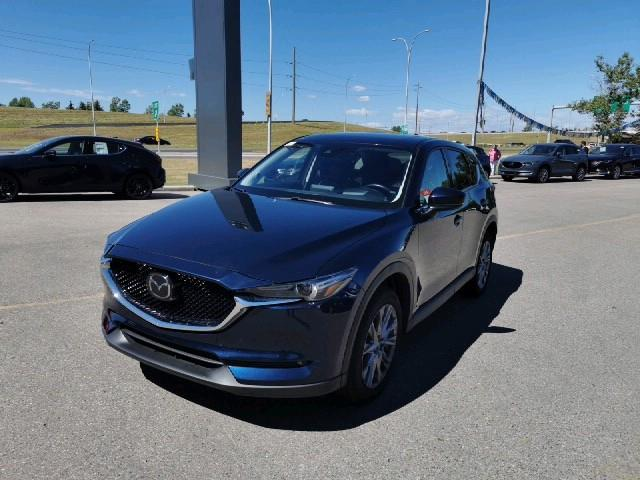 2019 Mazda CX-5 GT w/Turbo (Stk: K8143) in Calgary - Image 1 of 25
