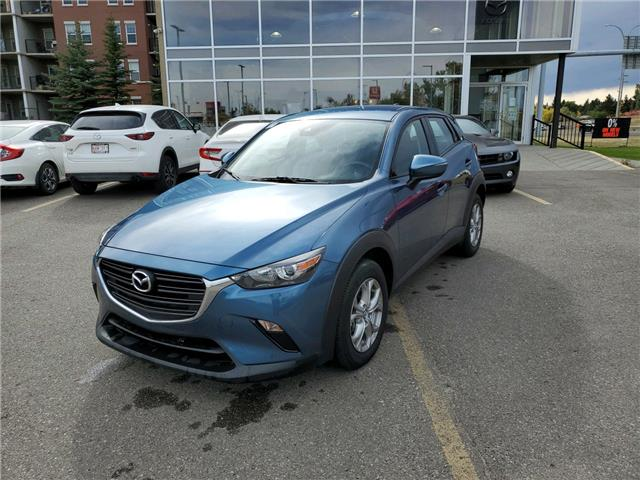 2019 Mazda CX-3 GS (Stk: K8156) in Calgary - Image 1 of 19