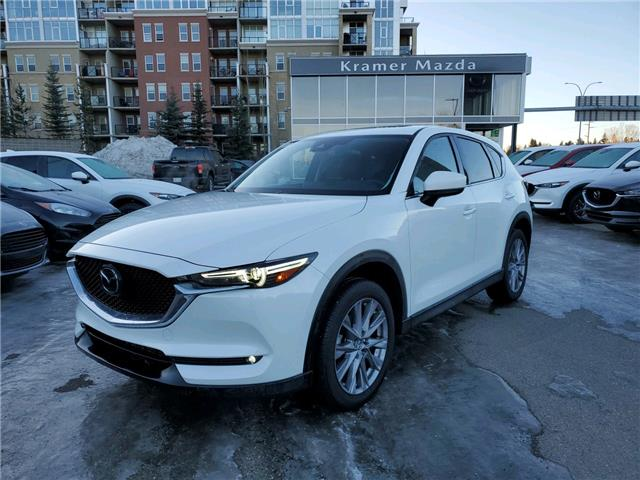 2019 Mazda CX-5 GT w/Turbo (Stk: K8179) in Calgary - Image 1 of 20