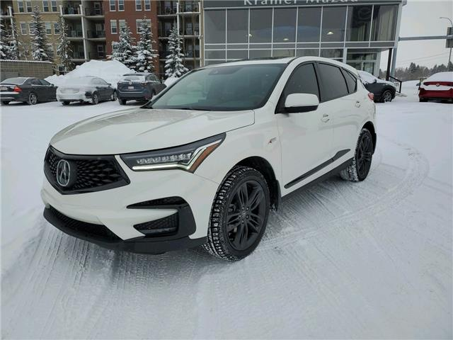 2019 Acura RDX A-Spec (Stk: N6450A) in Calgary - Image 1 of 23