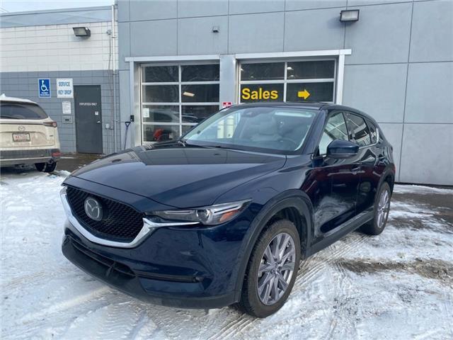 2019 Mazda CX-5 GT (Stk: N3255) in Calgary - Image 1 of 11