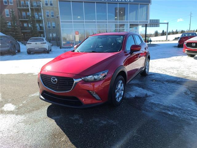 2016 Mazda CX-3 GS (Stk: N6563A) in Calgary - Image 1 of 24