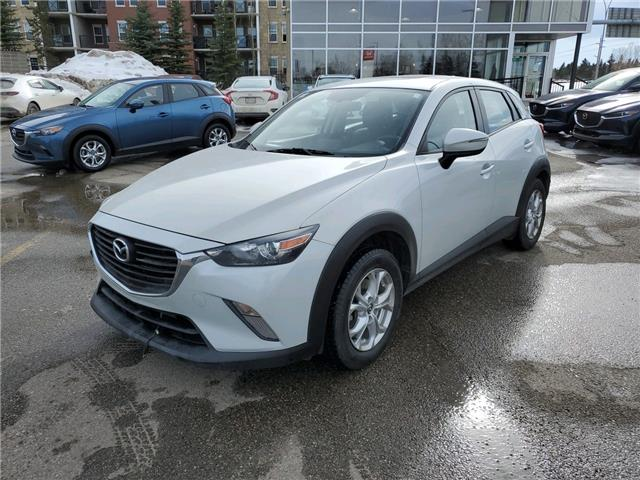 2016 Mazda CX-3 GS (Stk: N6613A) in Calgary - Image 1 of 21