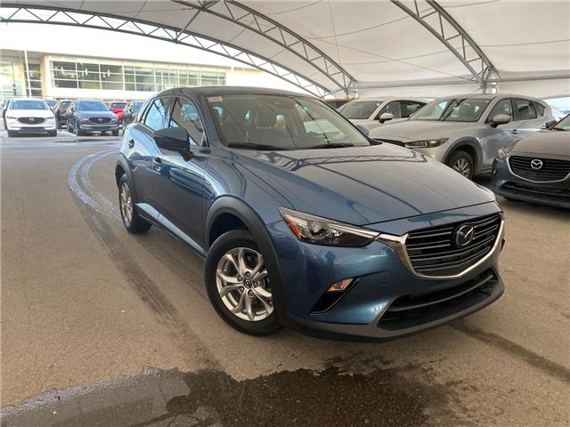 2019 Mazda CX-3 GS (Stk: ST2162) in Calgary - Image 1 of 25