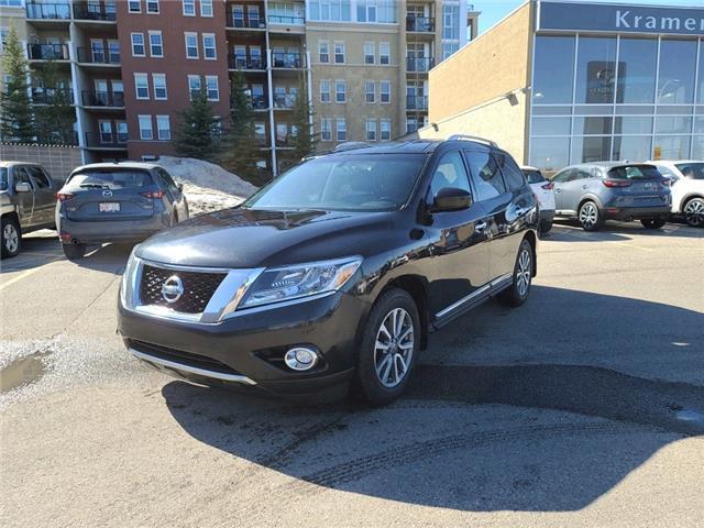 2013 Nissan Pathfinder S (Stk: K8234) in Calgary - Image 1 of 20