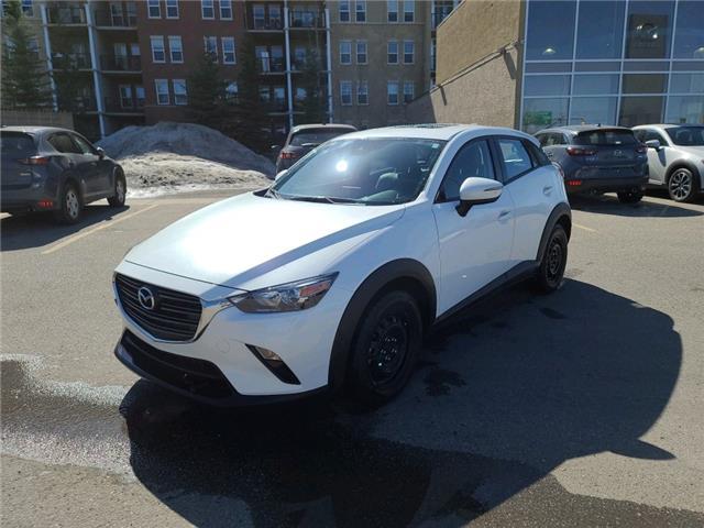 2019 Mazda CX-3 GS (Stk: N6455A) in Calgary - Image 1 of 20