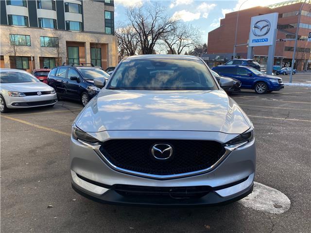 2019 Mazda CX-5 GT w/Turbo (Stk: NT3270) in Calgary - Image 1 of 14