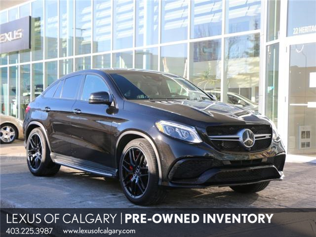 2017 Mercedes-Benz AMG GLE 63 Base (Stk: 210258A) in Calgary - Image 1 of 30