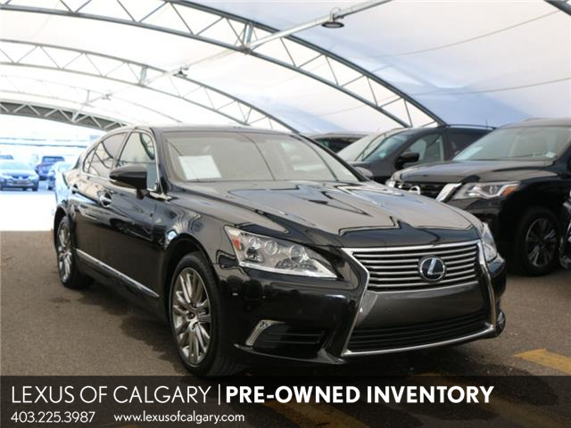 2017 Lexus LS 460 Base (Stk: 210031A) in Calgary - Image 1 of 30
