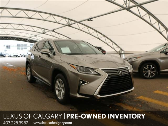 2017 Lexus RX 350 Base (Stk: 4079A) in Calgary - Image 1 of 21