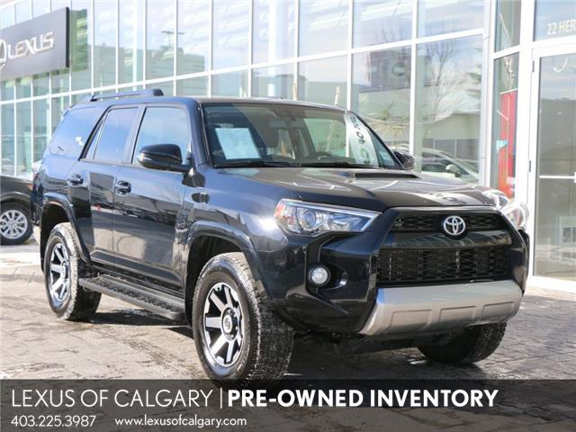 2019 Toyota 4Runner SR5 (Stk: 4053B) in Calgary - Image 1 of 28