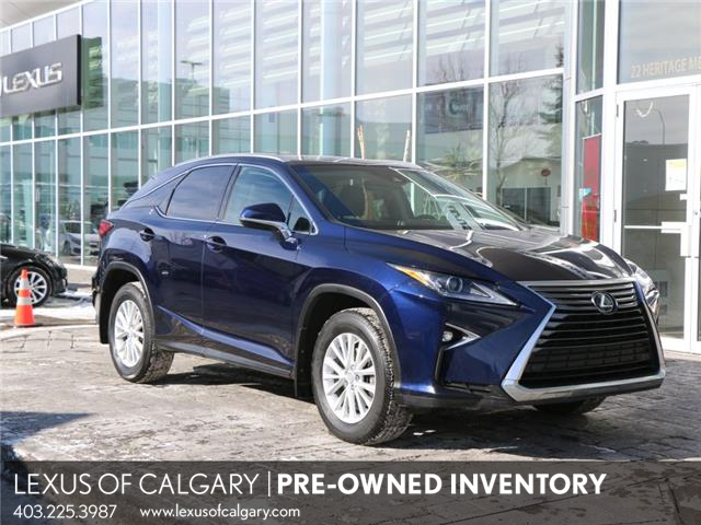 2017 Lexus RX 350 Base (Stk: 210166A) in Calgary - Image 1 of 26