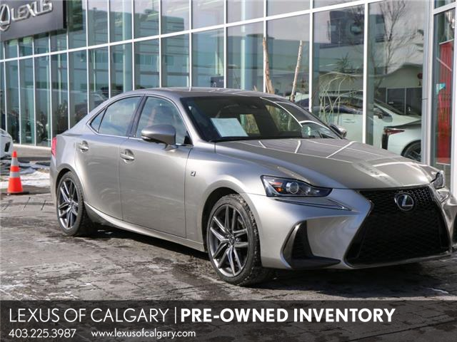 2017 Lexus IS 350 Base (Stk: 4128A) in Calgary - Image 1 of 27