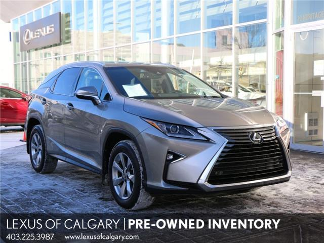 2018 Lexus RX 350 Base (Stk: 4124A) in Calgary - Image 1 of 27