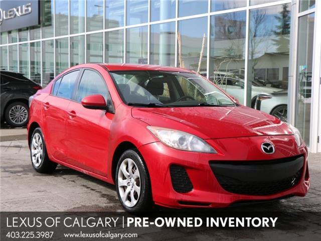 2012 Mazda Mazda3 GX (Stk: 210266A) in Calgary - Image 1 of 8