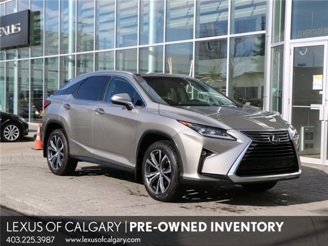 2017 Lexus RX 350 Base (Stk: 210254A) in Calgary - Image 1 of 28