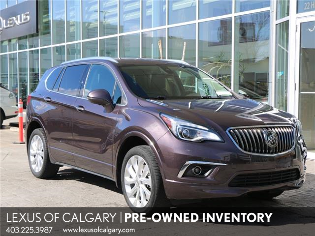 2017 Buick Envision Premium II (Stk: 210322A) in Calgary - Image 1 of 16