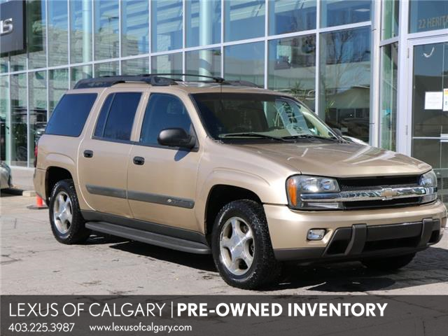 2004 Chevrolet TrailBlazer EXT  (Stk: 200536C) in Calgary - Image 1 of 9