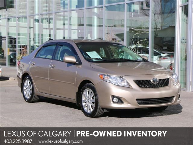 2009 Toyota Corolla S (Stk: 210240A) in Calgary - Image 1 of 19