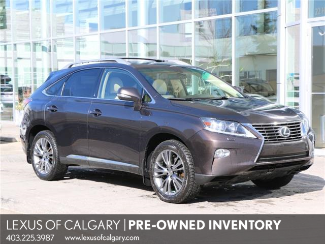 2013 Lexus RX 350 Base (Stk: 210342A) in Calgary - Image 1 of 20