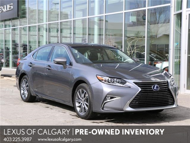 2017 Lexus ES 300h Base (Stk: 210219A) in Calgary - Image 1 of 28