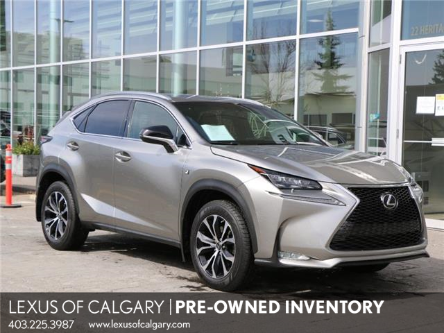 2017 Lexus NX 200t Base (Stk: 210176A) in Calgary - Image 1 of 28