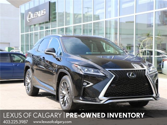 2017 Lexus RX 350 Base (Stk: 210328A) in Calgary - Image 1 of 28