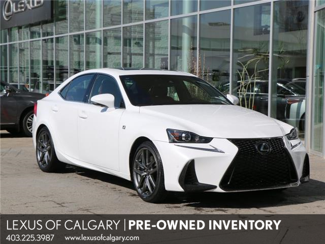 2018 Lexus IS 300 Base (Stk: 4144A) in Calgary - Image 1 of 28