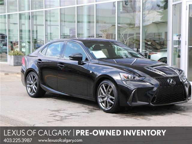 2018 Lexus IS 300 Base (Stk: 210157A) in Calgary - Image 1 of 22