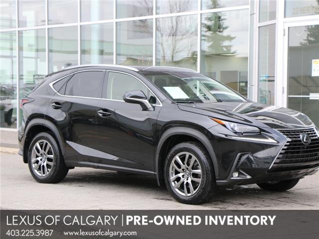 2018 Lexus NX 300 Base (Stk: 210178A) in Calgary - Image 1 of 20