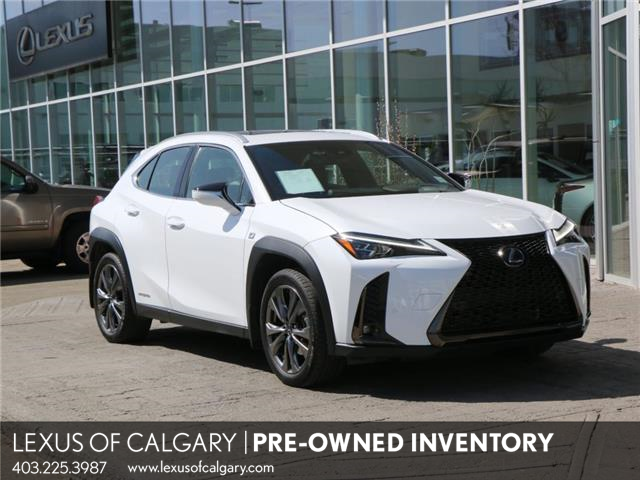 2019 Lexus UX 250h Base (Stk: 4141A) in Calgary - Image 1 of 22