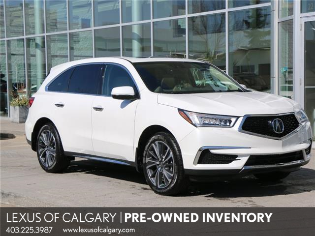 2020 Acura MDX Tech (Stk: 210031B) in Calgary - Image 1 of 26